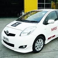 YARIS -I STUDIO PROJECT