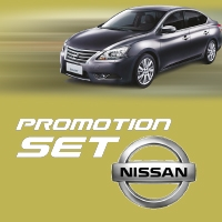 Promotion Set Nissan